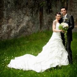 Brautpaar Hochzeit Schönheide