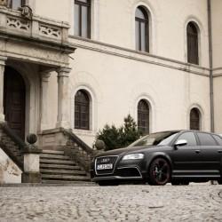 Audi RS3 in Lichtenstein