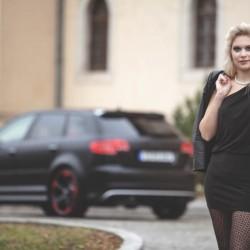 Daetz Zentrum Lichtenstein, Audi RS 3 und das kleine Schwarze