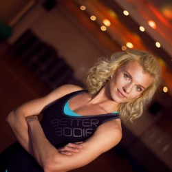 Porträt Trainerin Meerane Sportpark