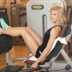 Meerane - Zwickau - Glauchau Fitnesstrainerin