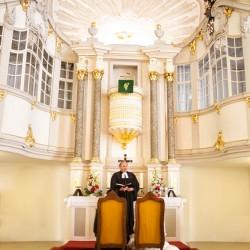 Kirchliche Trauung Martin Luther Kirche Schönheide