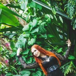 Botanischer Garten Chemnitz mit Insomnia Extasis