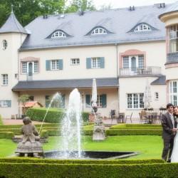 Gästehaus Wolfsbrunn, Brautpaar, Hochzeit