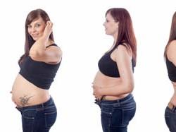 9 Months, Studio, Entwicklung Murmel, Schwangerschaft