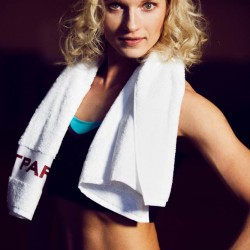 Natalie Michel Trainering Sportpark Meerane Zwickau Glauchau