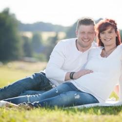 in Love, Schwangerschaft, Bildideen, Sonne, Abendsonne, Schwanger, Glauchau, Niederlungwitz, Fotograf