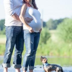 Schwangerschaft, Bildideen, Sonne, Abendsonne, Schwanger, Glauchau, Niederlungwitz, Fotograf