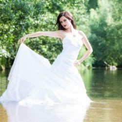Braut, Brautmode, Hochzeit