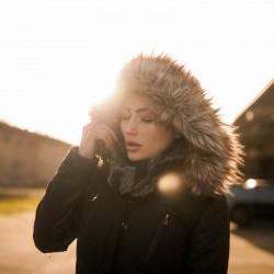 Nika liebt das Licht, Outdoor, Dresden, Gegenlicht, Vintage, Smoke