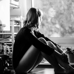 Fenster, Bilder, Beine